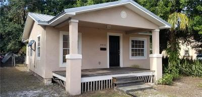 Tampa FL Single Family Home For Sale: $130,000