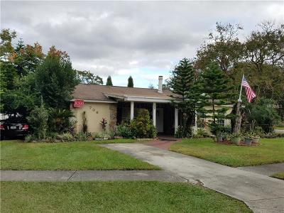 Brandon FL Single Family Home For Sale: $185,000