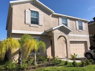 Wimauma Single Family Home For Sale: 10645 Standing Stone Drive