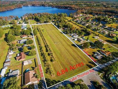 Residential Lots & Land For Sale: 5446 Shell Road