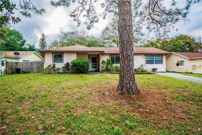 Temple Terrace Single Family Home For Sale: 8410 Renald Boulevard