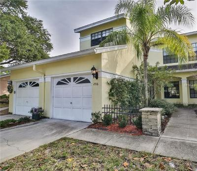 Clearwater Townhouse For Sale: 2516 Countryside Pines Drive