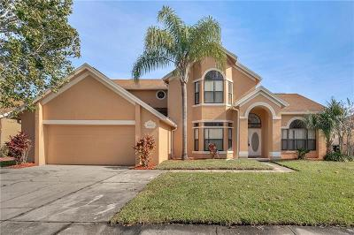 Orlando Single Family Home For Sale: 12847 Sharp Shined Street