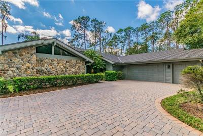 Weslely Chapel, Wesley Chapel Single Family Home For Sale: 5474 Kemkerry Road