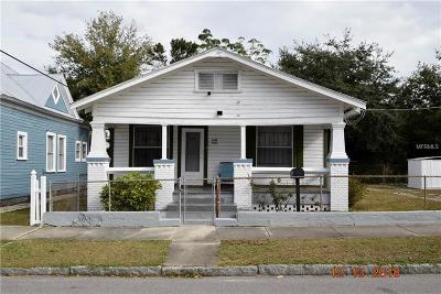 Tampa Single Family Home For Sale: 2809 N 19th Street