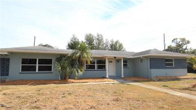 Tarpon Springs Single Family Home For Sale: 500 N Walton Avenue
