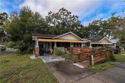 Tampa Single Family Home For Sale: 4504 N Ola Avenue