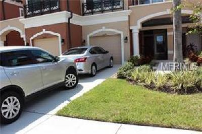 Tampa Townhouse For Sale: 11674 Crowned Sparrow Lane