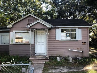 Tampa Single Family Home For Sale: 919 E Bougainvillea Avenue