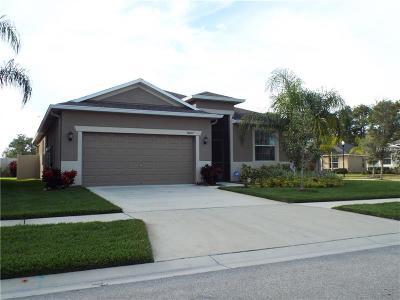 Wimauma Single Family Home For Sale: 16607 Magnolia Reserve Place #7