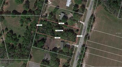 Lakeland Residential Lots & Land For Sale: 12540 Rockridge Road