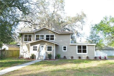 Tampa Single Family Home For Sale: 1104 E Genesee Street