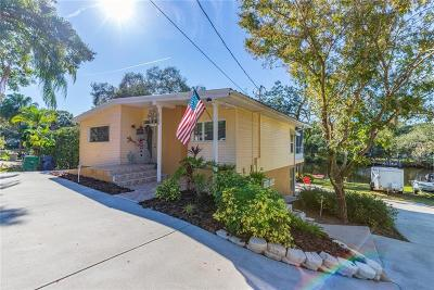Tampa Single Family Home For Sale: 6706 N River Boulevard