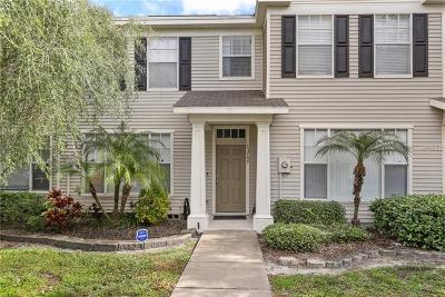 Largo Townhouse For Sale: 13707 Forest Lake Drive