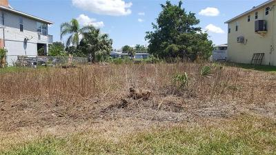 Hernando Beach Residential Lots & Land For Sale: 4122 Diaz Court
