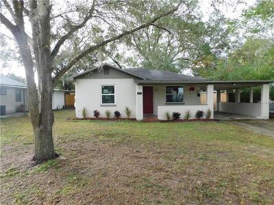 Plant City Single Family Home For Sale: 1503 E Calhoun Street