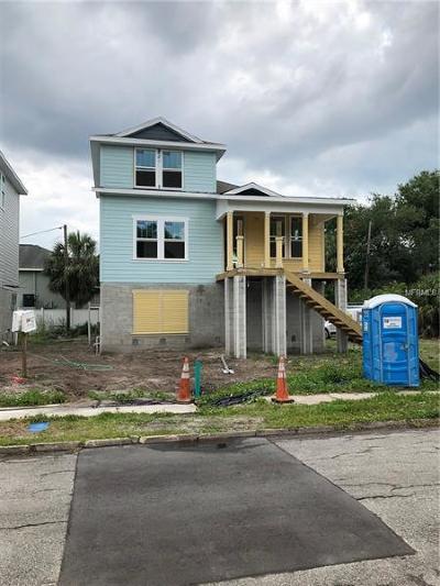 Tarpon Springs Single Family Home For Sale: 307 W Lime Street