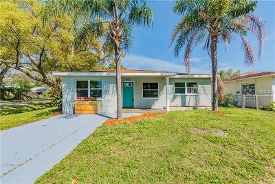 Tampa Single Family Home For Sale: 4025 W Carmen Street