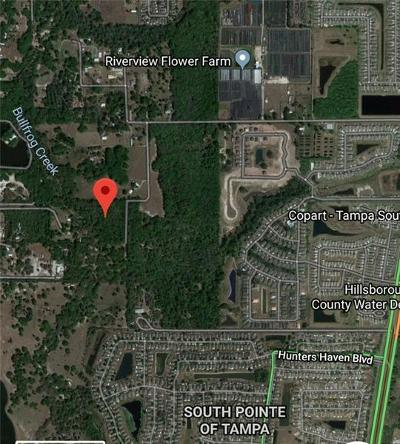 Riverview Residential Lots & Land For Sale: 12023 Fred Drive
