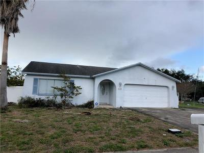 Pinellas Park Single Family Home For Sale: 10998 Oakhaven Drive N