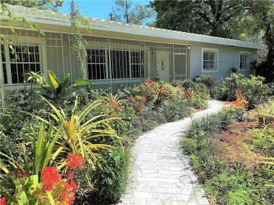 Tampa Single Family Home For Sale: 8001 Cardinal Drive