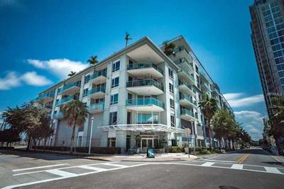 Tampa Condo For Sale: 912 N Channelside Drive #2512