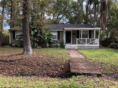 Tampa Single Family Home For Sale: 8509 N Packwood Avenue