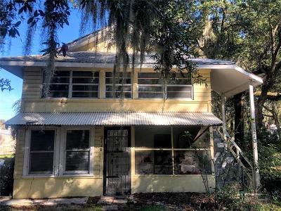 Lakeland Multi Family Home For Sale: 211 Lenox Street