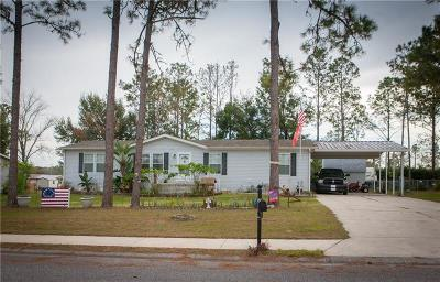 Dade City Mobile/Manufactured For Sale: 36050 Lodgepole Pine Drive