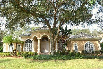 Tampa Single Family Home For Sale: 6459 Renwick Circle