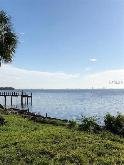 Residential Lots & Land For Sale: Bayshore Boulevard