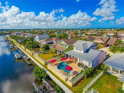 Apollo Beach FL Single Family Home For Sale: $550,000