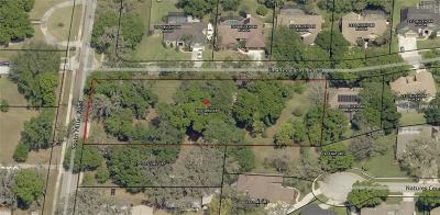 Valrico Residential Lots & Land For Sale: 3005 S Miller Road