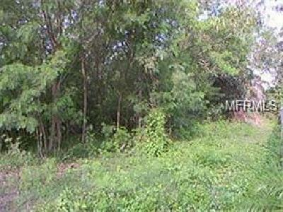 New Port Richey Residential Lots & Land For Sale: 0 Wren