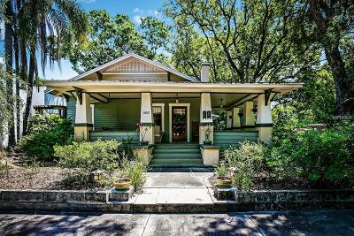 Tampa Single Family Home For Sale: 5801 N Suwanee Avenue