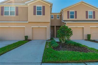 Tampa Townhouse For Sale: 8740 Turnstone Haven Place