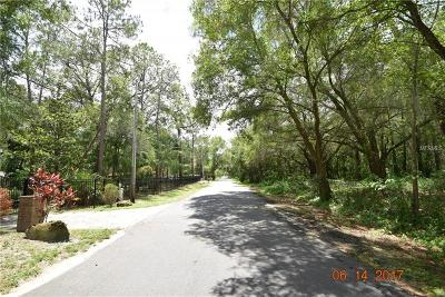 Residential Lots & Land For Sale: Timberwood Drive