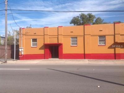 Hillsborough County Commercial For Sale: 4415 N Florida Avenue