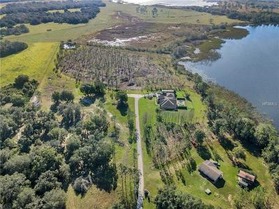 Single Family Home For Sale: 2360 Live Oak Lake Road