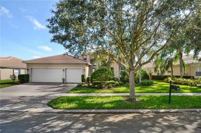 Wimauma Single Family Home For Sale: 4910 Sapphire Sound Drive