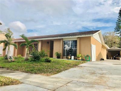 Tampa Single Family Home For Sale: 12511 Regency Street