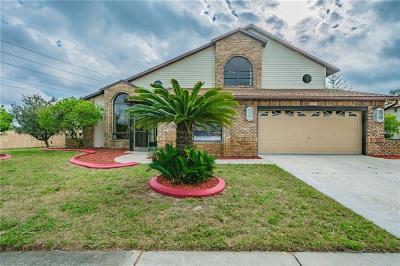 New Port Richey Single Family Home For Sale: 5406 El Cerro Drive