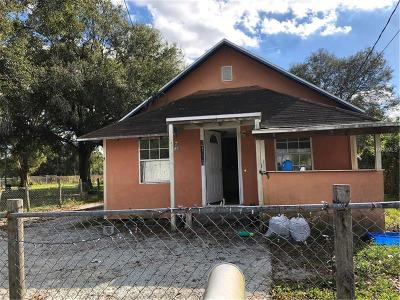 Lakeland Single Family Home For Sale: 2114 Elizabeth Street