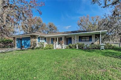 Palmetto Single Family Home For Sale: 5210 Woodlawn Circle W