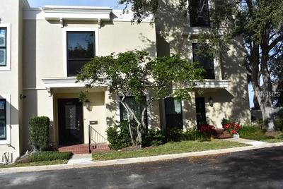 Hillsborough County Condo For Sale: 2807 W Hawthorne Road #2807