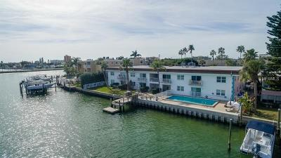 Treasure Island Condo For Sale: 11655 3rd Street E #5