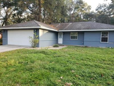Summerfield Single Family Home For Sale: 4756 SE 141st Place