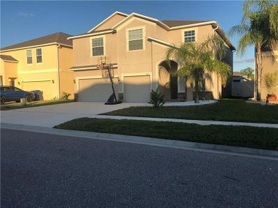 Land O Lakes Single Family Home For Sale: 3893 Tuckerton Drive