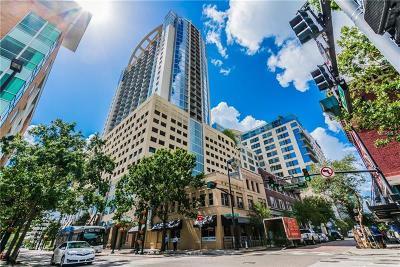 Orlando Condo For Sale: 155 S Court Avenue #1507