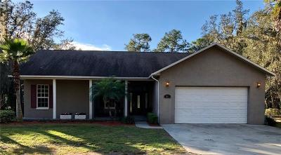 Lithia Single Family Home For Sale: 9841 Brantley Road